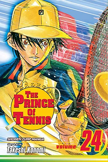 The Prince of Tennis Vol. 24