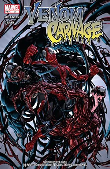 Venom vs. Carnage #2 (of 4)