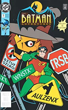 The Batman Adventures (1992-1995) No.5