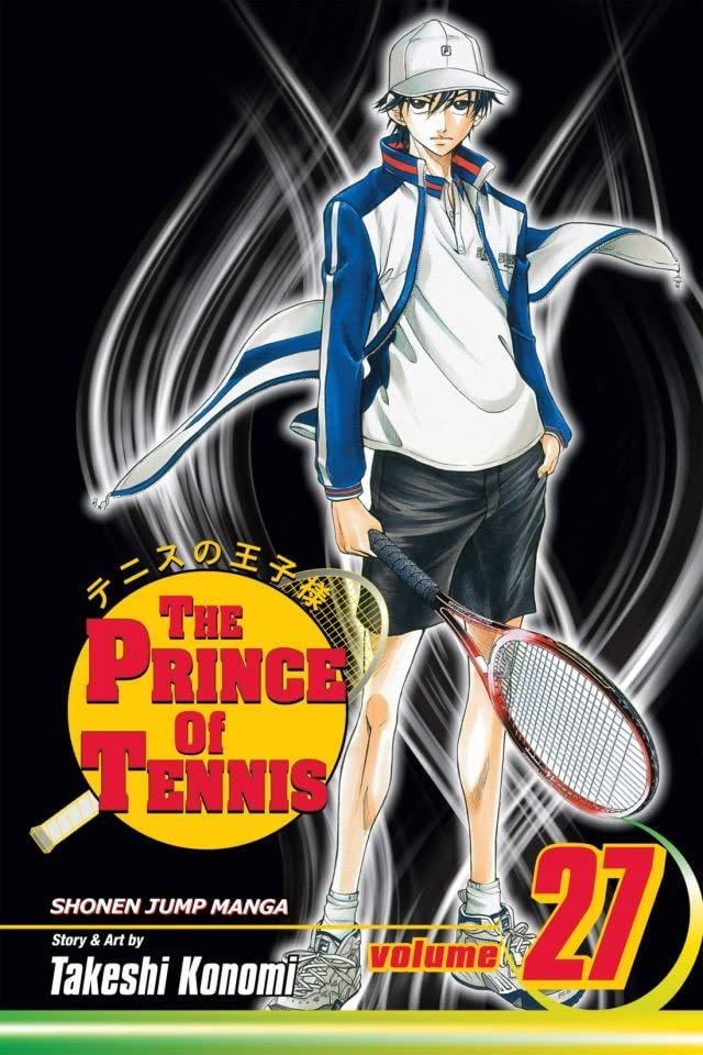The Prince of Tennis Vol. 27
