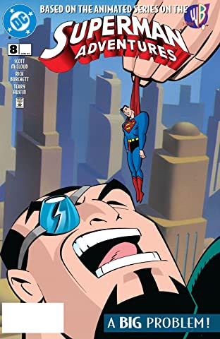Superman Adventures (1996-2002) #8