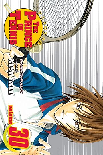 The Prince of Tennis Vol. 30