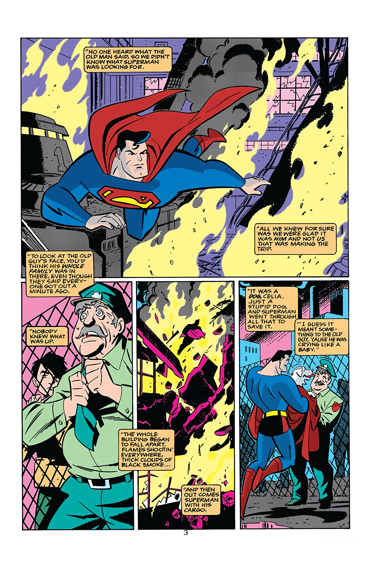 Superman Adventures (1996-2002) #9