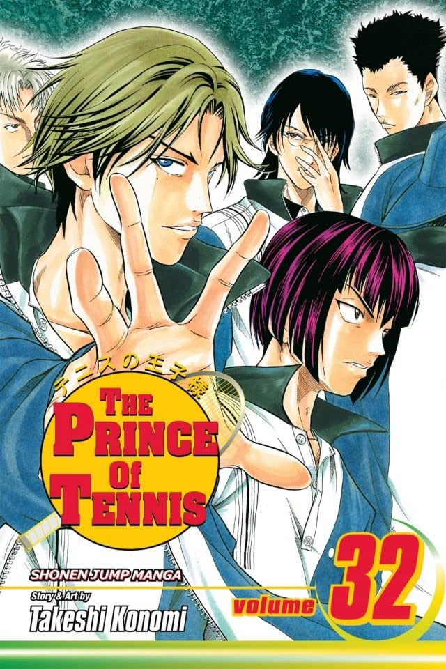 The Prince of Tennis Vol. 32