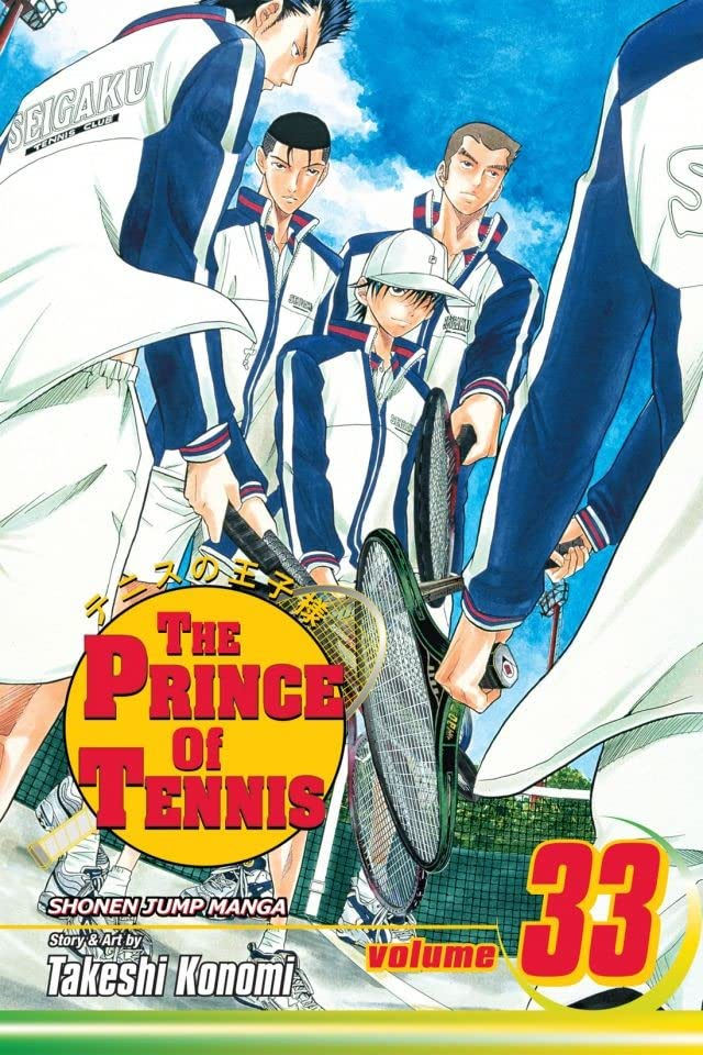 The Prince of Tennis Vol. 33