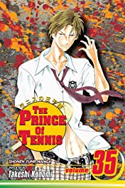 The Prince of Tennis Vol. 35