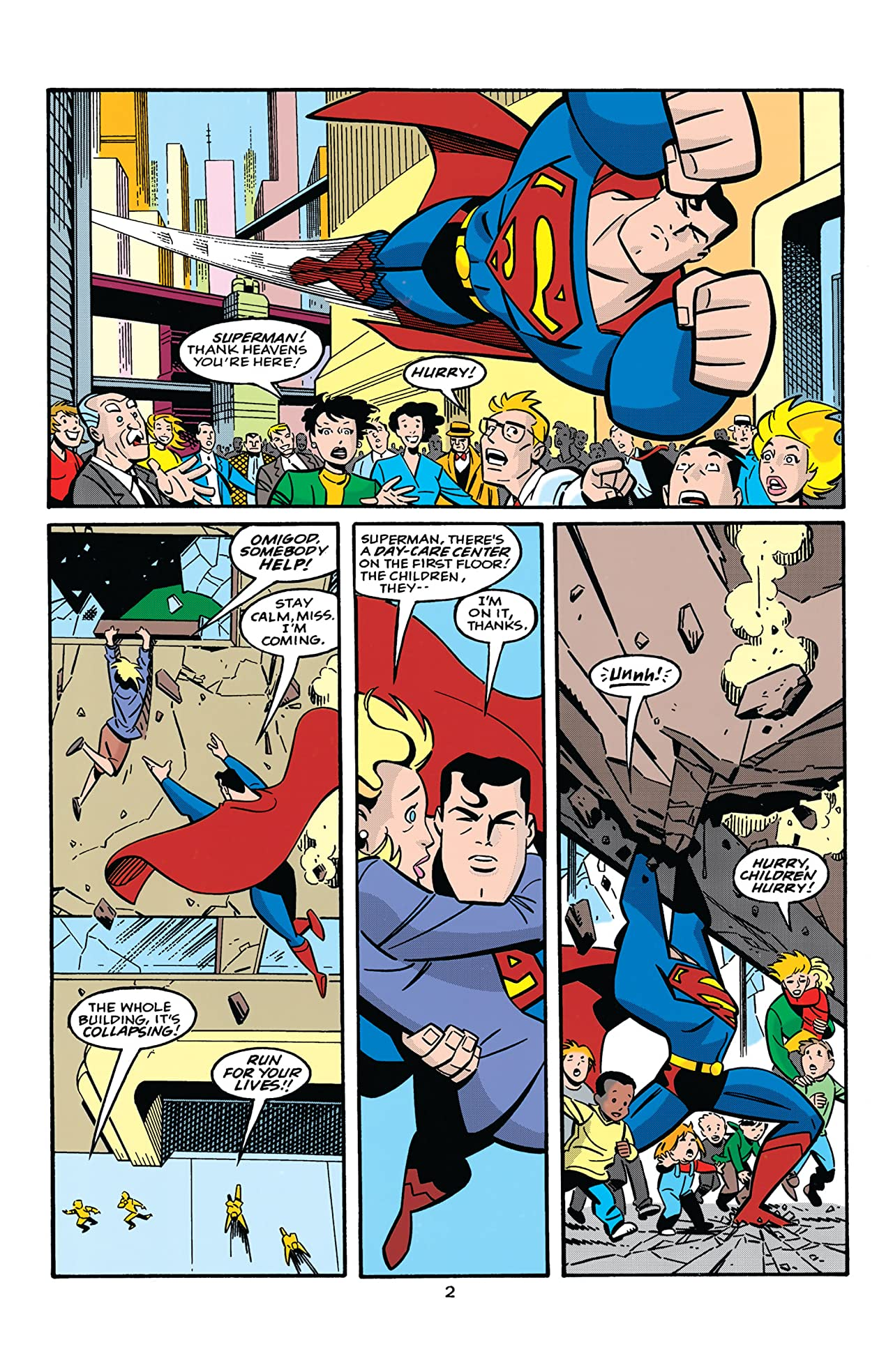 Superman Adventures (1996-2002) #11