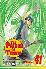The Prince of Tennis Vol. 41