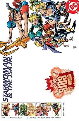 Sins of Youth: Starwoman & The JSA Jr.