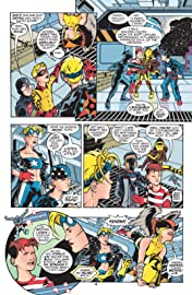 Sins of Youth: Starwoman & The JSA Jr.