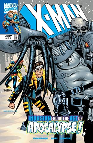 X-Man (1995-2001) #53