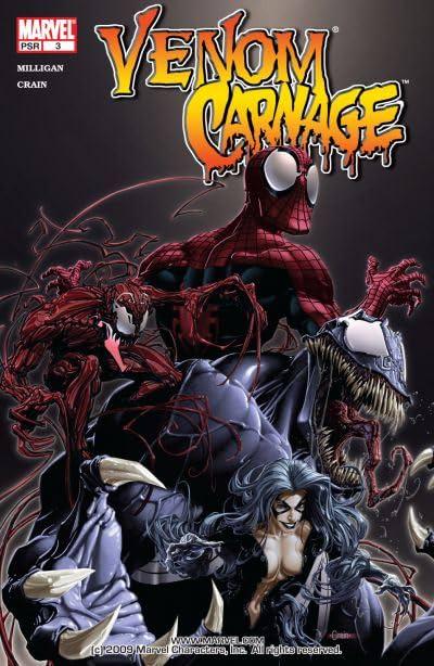 Venom vs. Carnage #3 (of 4)