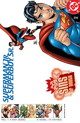 Sins of Youth: Superman Jr. & Superboy Sr.