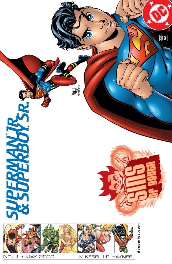 Sins of Youth: Superman Jr. & Superboy Sr.