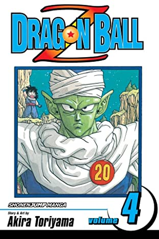 Dragon Ball Z Tome 4