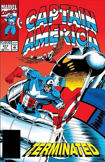 Captain America (1968-1996) #417