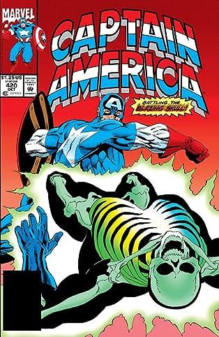 Captain America (1968-1996) #420
