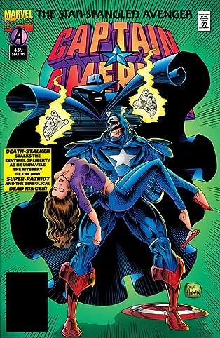 Captain America (1968-1996) #439