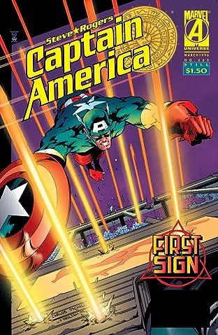 Captain America (1968-1996) No.449