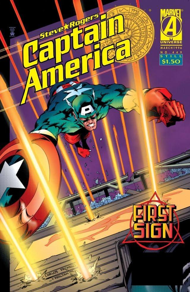 Captain America (1968-1996) #449