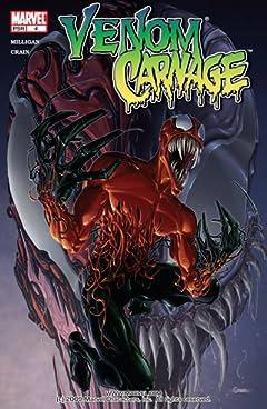 Venom vs. Carnage #4 (of 4)