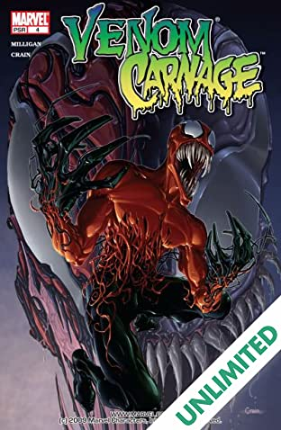 Venom vs. Carnage #4 (of 4)