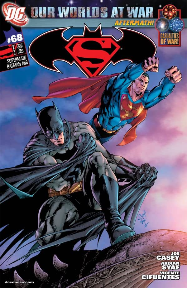 Superman/Batman #68