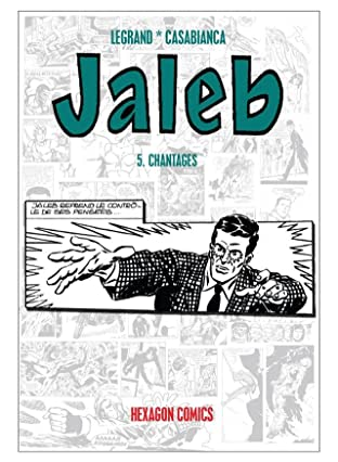 STRANGERS: JALEB Vol. 5: Chantages