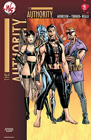 The Authority (2003-2004) #6
