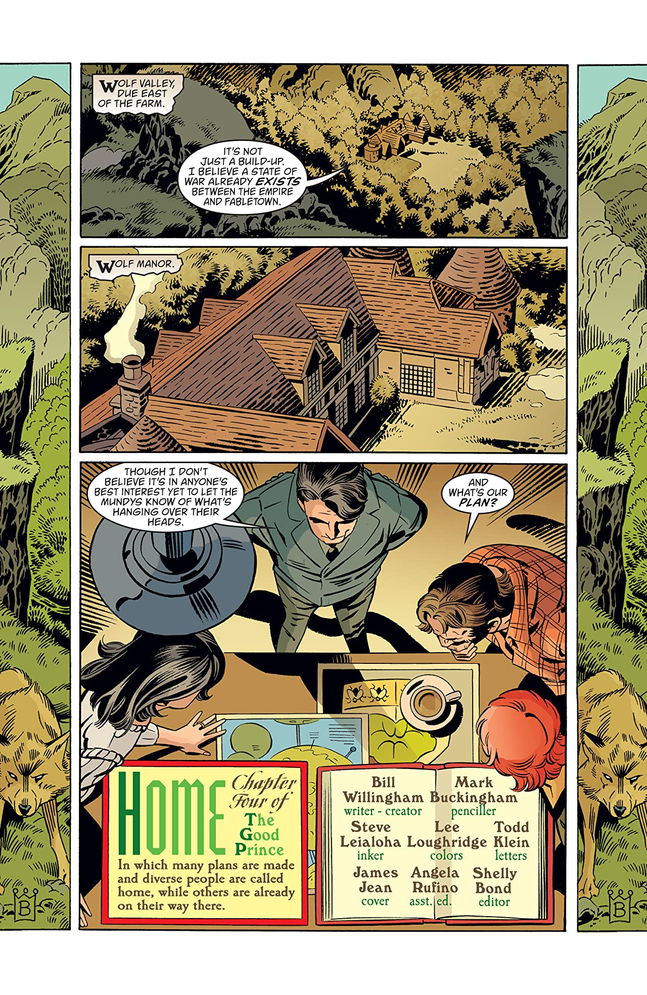 Fables #63
