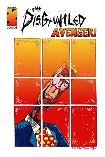 The Disgruntled Avenger #1