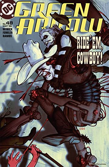 Green Arrow (2001-2007) #48