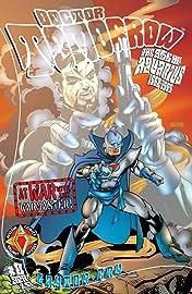 Doctor Tomorrow (1997-1998) #8