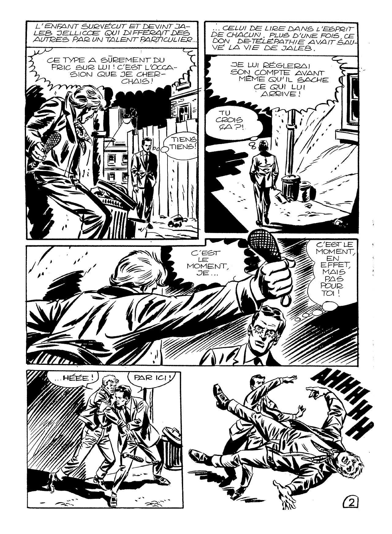 STRANGERS: JALEB Vol. 7: L'Homme de Kurashiki