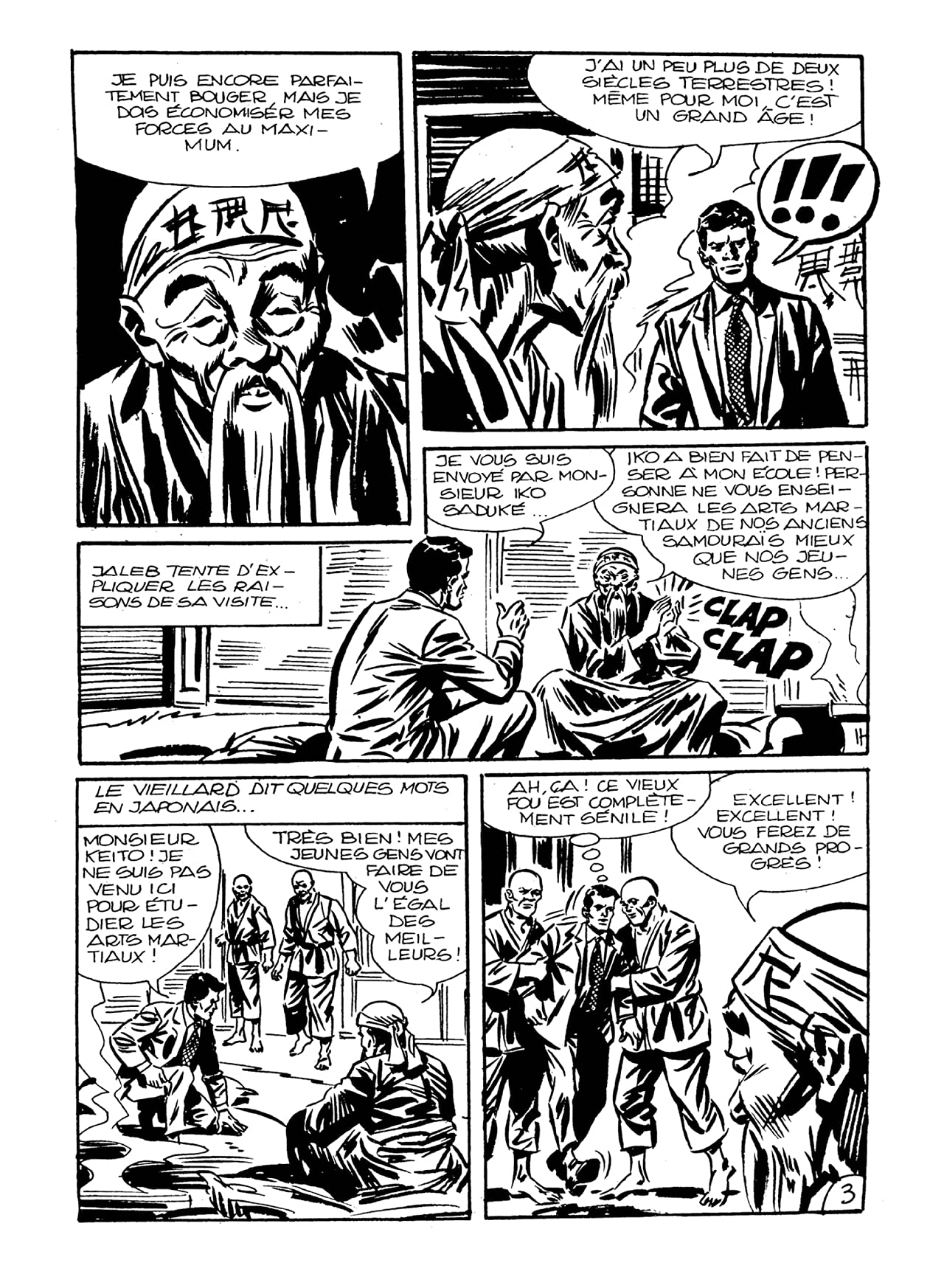 STRANGERS: JALEB Vol. 8: Le Peuple