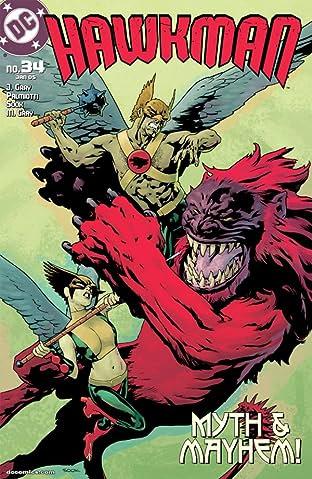 Hawkman (2002-2006) #34