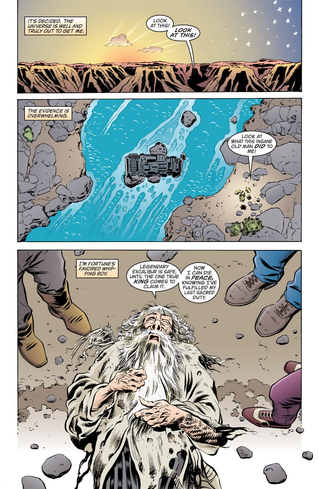 Jack of Fables #13
