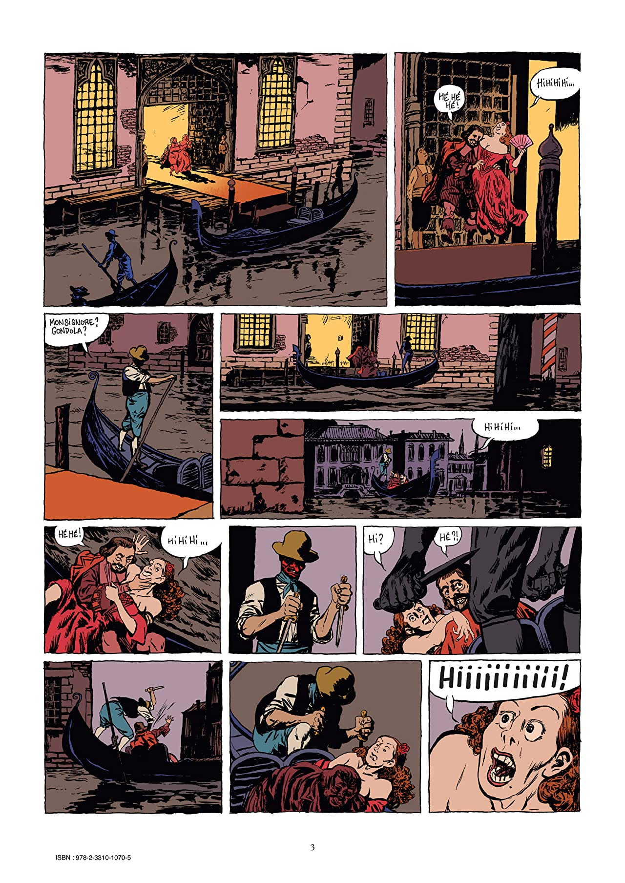 D'Artagnan ! Vol. 2: La sérénissime