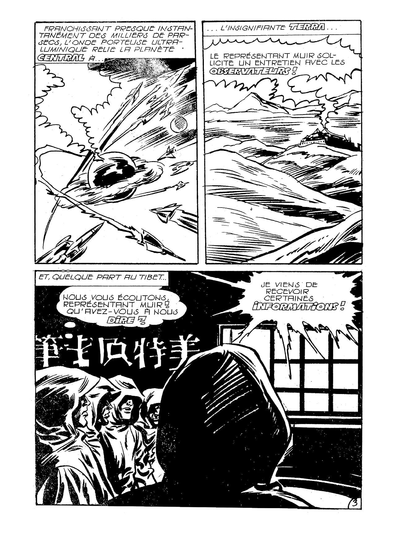 STRANGERS: JALEB Vol. 13: Les Fauteurs de Guerre