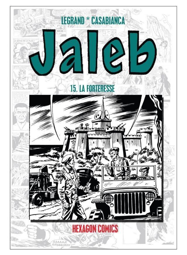 STRANGERS: JALEB Vol. 15: La Forteresse