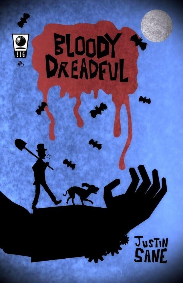 Bloody Dreadful #5