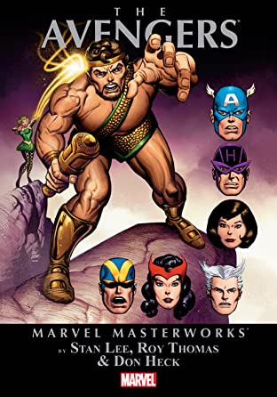 Avengers Masterworks Tome 4