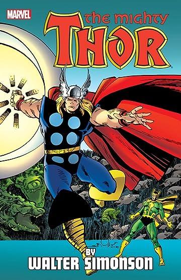 Thor Visionaries: Walter Simonson Vol. 4