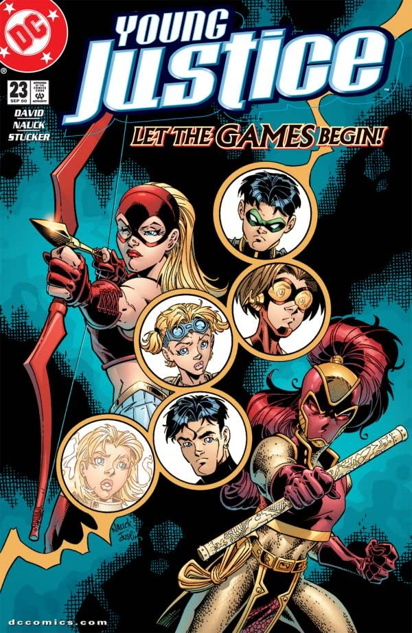 Young Justice (1998-2003) #23