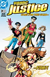 Young Justice (1998-2003) #24