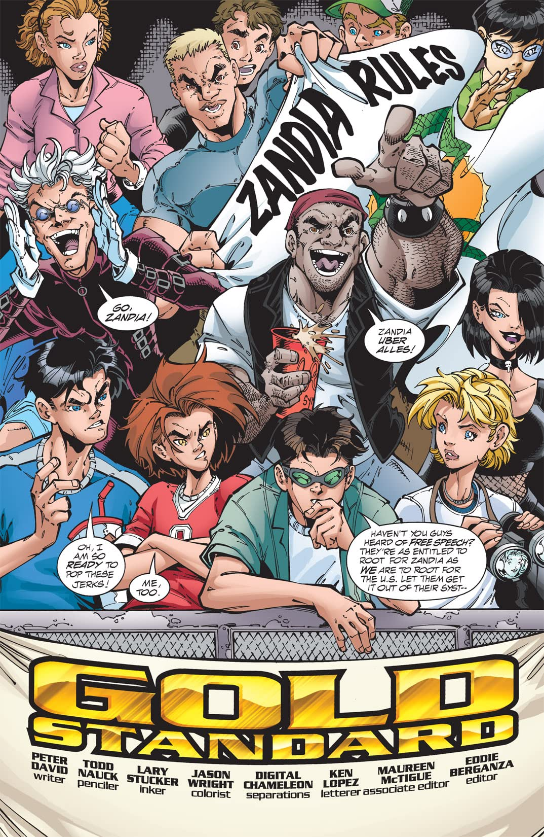 Young Justice (1998-2003) #25