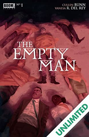 The Empty Man #1 (of 6)