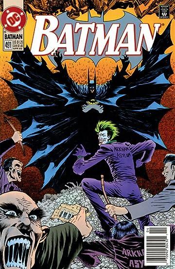 Batman (1940-2011) #491