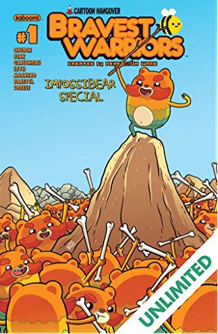 Bravest Warriors 2014: Impossibear Special