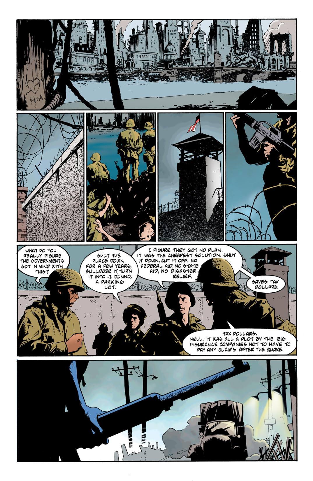 Batman: No Man's Land #1